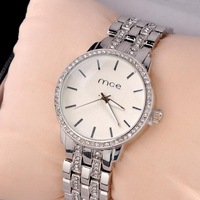 Fashion stainless strap men quartz watches high quality  - free shipping