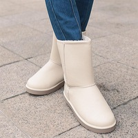 Fashion new arrival 2013 women's shoes sweet Women fashion boots brief casual boots snow boots