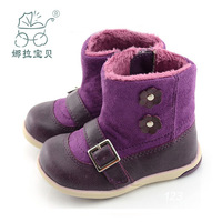 Women winter boots snow boots female baby toddler shoes baby winter shoes princess shoes soft outsole