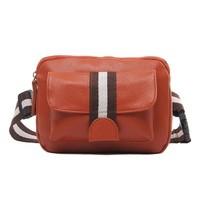 Waist bag, 2013 PU fashionable casual canvas bags man bag male all-match small waist pack