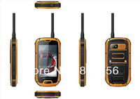 hot sale---New 4.3inch 3G WCDMA Waterproof smart phone with GPS/FM/MP3/PTT Function