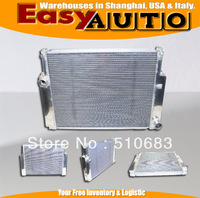 92-99 325i 325is 318i 318is M3 Manual Performance Racing Aluminum Radiator