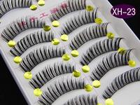 30 Pairs Handmade Fake False Eyelashes Makeup XH-23