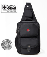 100% Original SwissGear small chest pack Satchel small backpack  casual bag fashion Wenger SA8100