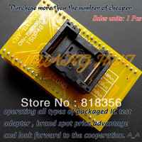 TSOP48 to DIP48 Programmer adapter  CNV-TSOP48B adapter for LT48XP/LT48UXP/LT-848 Programmer TSOP48/TSOP40/TSOP32 adapter