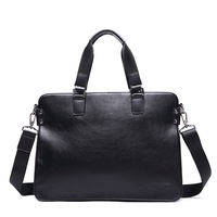 All-match commercial portable messenger bag man bag black