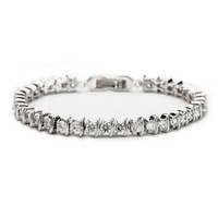 CZ Jewelry Store AAA+ Cubic Zirconia Bracelet