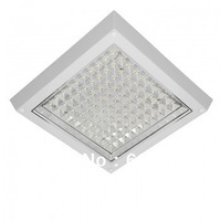 Square item ceiling item, kitchen, bathroom LED lamp 4W/6W/8W12W  ,LED ceiling lamp, free shipping