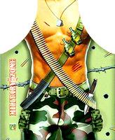 M030 Kitchen apron Funny Apron Men Fighters Apron Men Soldiers Apron Christmas Gift