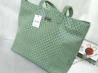 new 2014 mango woven shopping bag mango handbags shoulder handbag bag large capacity bag - free shipping