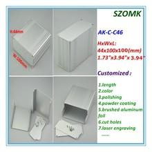 cheap small aluminum enclosure