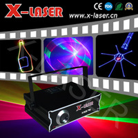 500mw ILDA 2d/3d change Effect laser light with 4G SD card stage light Christmas light