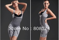 one-piece shapers,ladie's body lift shaper,bamboo Fiber slimming suits Pants slimming underwear 200pcs/lot + free shipping