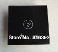 Free Shipping black dimmer touch switch hotsale in UK