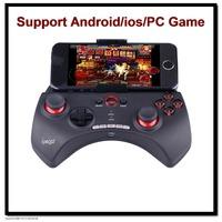New Arrival Ipega PG-9025 Multi-Media Bluetooth Game Controller Pad Joystick For Iphone/Ipod/Ipad/Samsung/HTC/MOTO Cellphone PC