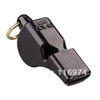 200pcs/lot FOX 40 new model MINI FOX 40  whistle emergency whistle plastic whistle