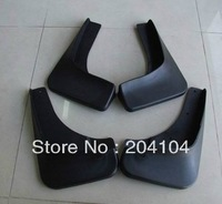 high quality 2013 Mitsubishi Outlander Mud flap mudguard splash guard fender 4pcs