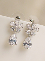 Icepoint in love rhinestone all-match occasion general fashion earrings earring