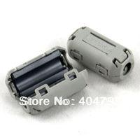 10pcs  Snap On RF EMI Noise Filter Ferrite Cable 5mm,2733
