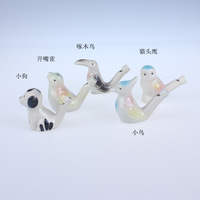 Free shipping Music waterfowl waterfowl ceramic  whistle children's novelty toys ceramic ceramic water whistle