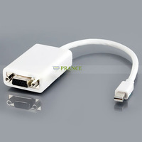 Thunderbolt Mini Display Port to VGA Cable Adapter For Macbook Air Macbook Pro