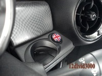 Union Jack Engine Start Button Emblem FIT Mini cooper S JCW R55 R56 R57 R60