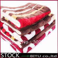 50pcs/lot Warm coral velvet doghouse pad Sherpa pet cushion BG1696