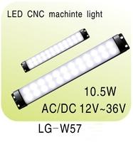 LED bracket lamp CNC processing machiner LED light 12V-36V 10.5W  33x60 mm