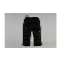 2014 Free shipping  Boys and girls patchwork  pants Fashion for winter Children wholesale and retail SCB-7100