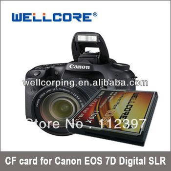 Free Shopping!!! Wellcore high quality  CF card  128MB~256GB micro sd card  MLC compact flash 1100x  memory card