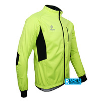 Arsuxeo warm up Fleeces running Excercise cycling bike bicycle sports running Clothing jacket wear waterproof windproof 13005