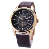 Fashion Relogio de CURREN Luxury hours sports men Quartz watches Dress wristwatch Auto Date man full steel watch