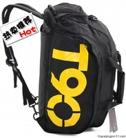 Multifunctional man bag t90 bag sports bag shoulder bag messenger bag handbag backpack double-shoulder strap shoes