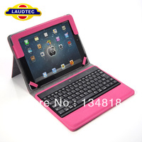 Ultra Bluetooth Wireless Keyboard Leather Case Cover Stand for iPad Air 5 In Stock