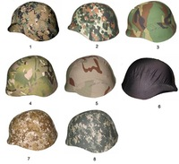 M88  Tactical  PASGT Safety   Helmet Cloth Cover Accessories Multicam ,ATAC ACU,WDL