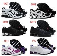 2013 Hot Sale Nimani Shox Shoes Turbo 12 Shox Shoes Wire Side Men and Women Running Sport Shoes Footwear