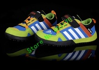 2013  Free shipping-new brand Children's shoes Sneakers antiskid board shoes shoes boy and girl shoes A0550