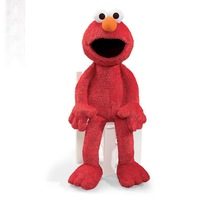 Sesame street dolls doll ultralarge elmo plush toy child gift