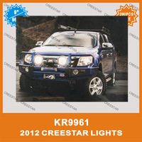 "9"" led 4x4 off road light,96w cree led working lamp for driving working lamp KR9961"