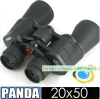 High definition big 20 50 binocular telescope