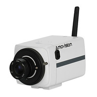 2.0 Megapixel Wireless IP Box Camera Support Onvif Compliant (Two Way Audio,Motion Detection)