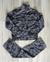 2013 hot sell Outdoor camouflage 07 55 casual work wear field service training suit illusiveness Camouflage set