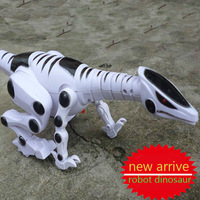 New arrivals Electric toy fusion technology personality dinosaur robot dinosaur pet allosaurus dragon model best toys for child