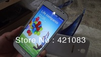 Newest Cheap dual Card S4 I9500 I9502 MTK6572 WIFI 5'' Capacitive Android Smart Mobile Phone Android 4.2.2 Dual Camera