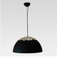 Semi-cirle cutout sculpture modern pendant light modern brief lighting