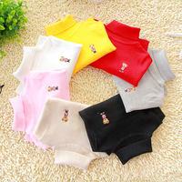 Baby winter yarn basic shirt baby winter baby sweater 1 - 2 - 3