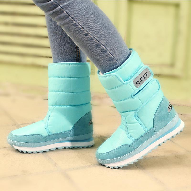 Slip On Winter Boots