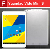 "Original Yuandao Vido Mini S RK3188 Quad Core 7.9"" IPS Screen Android 4.1 Tablet PC 1GB RAM 8GB Bluetooth Dual Camera HDMI"