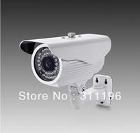 "Outdoor IP CCTV Camera 36 PCS Leds Bullet Waterproof IP66 OMNIVISION 1/4"" CMOS with IR Cut filter Megapixel Web Camera"
