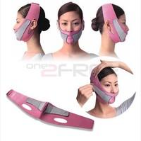V- Face Line Slim Up Belt  Anti Wrinkle Slimming Cheek Mask  New Free Shipping Pinks